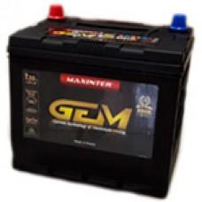 Аккумуляторы АКБ Gem Maxinter 135D33 (120a/h) L/R