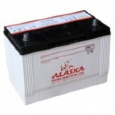 Аккумуляторы АКБ Alaska 90D26R/L (80a/h)