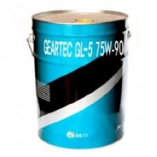 Масло Geartec GL-5 75W/90 20л