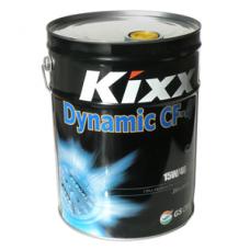 Масло KIXX Dynamic 15w40 API CF-4 SG