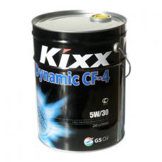 Масло KIXX Dynamic 5w30 API CF-4 SG