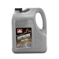 Масло Supreme Synthetic 5W-20