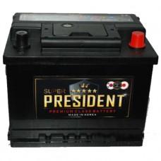 Аккумуляторы АКБ Super President 115D31 (95a/h) L/R